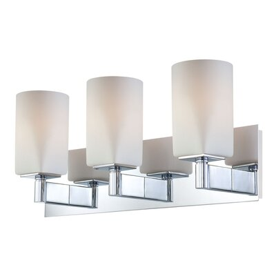 Alico Park 3 Light Bath Vanity Light