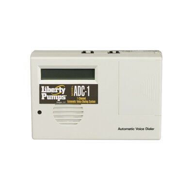 Liberty Pumps Auto Dialer for Alarms and Control Panels
