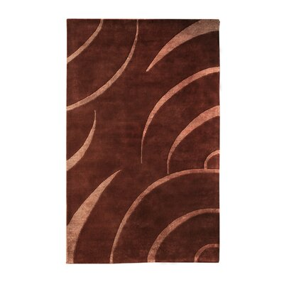 Citadel Brown/Peach Rug