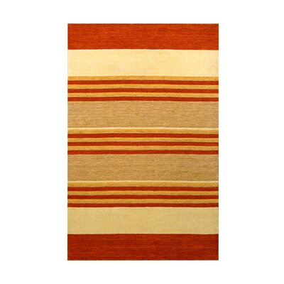Noble House Fantasy Rust/Ivory Rug