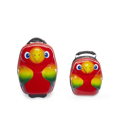 TrendyKid Travel Buddies Popo Parrot