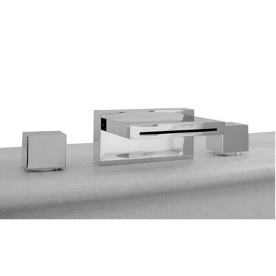 Artos Quarto Deck Mount Tub Spout Trim