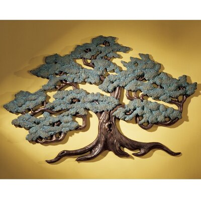 Design Toscano Ancient Tree of Life Wall Sculpture