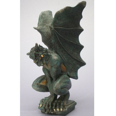 Talisman Gargoyle of The Eclipse Statue