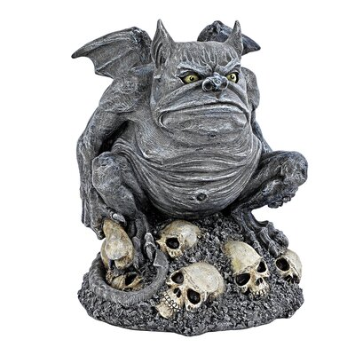 Design Toscano Bone Chiller the Troll Gargoyle Statue