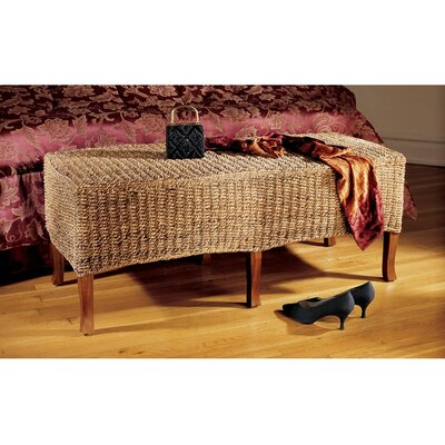 Design Toscano Balinese Table - Bench
