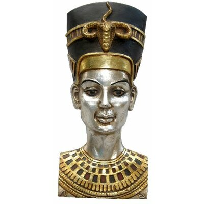 Nefertiti Egyptian Wall Sculpture