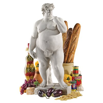 Design Toscano Super-Sized David Garden Statue