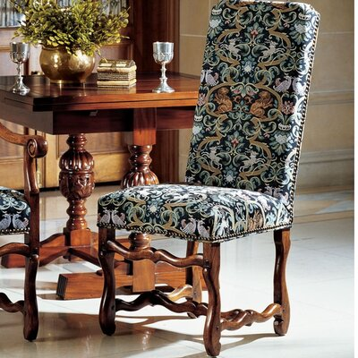 Design Toscano Chateau DuMonde Side Chair
