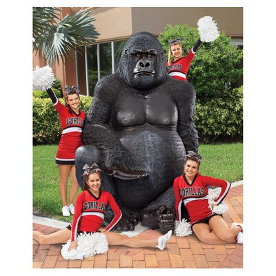 Design Toscano Giant Male Gorilla Statue