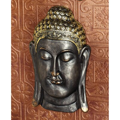 Design Toscano Sukhothai and Bodh Gaya Buddhas Asian Wall Sculpture