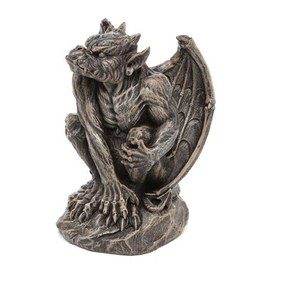 Silas The Gargoyle Sentry Statue
