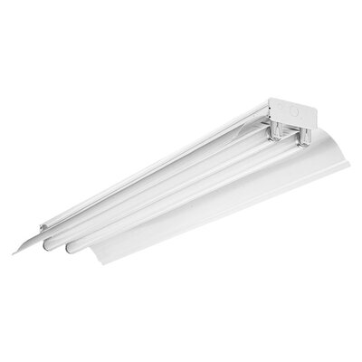 "Deco Lighting Economy Industrial 4"" Two Light Strip Light"