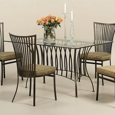 Johnston Casuals Phoenix 5 Piece Counter Height Dining Set