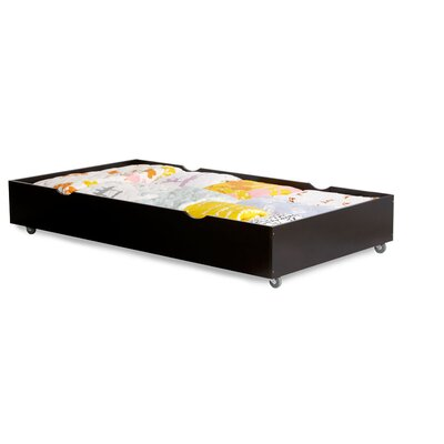 Argington Ayres Twin Bed in Ebony