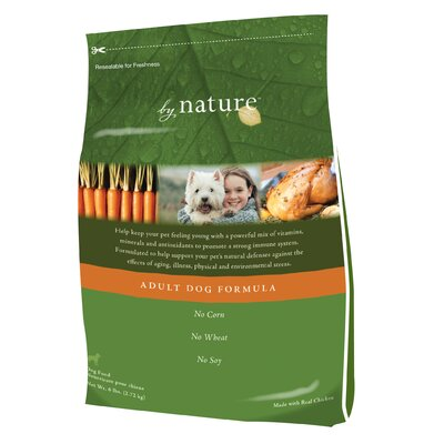 By Nature Adult Formula Dry Dog Food
