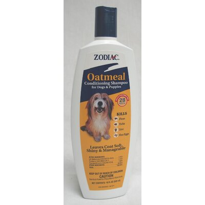 Farnam Pet Conditioning Oatmeal Flea and Tick Shampoo
