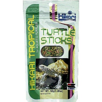 Hikari Tropical Turtle Sticks Turtle Food (53 grams)
