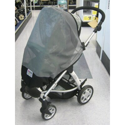 Sasha's Kiddie Products Mamas and Papas Mylo, Urbo, and Sola Single Stroller Sun, Wind and Insect