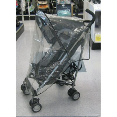 Sasha's Kiddie Products Cybex Callisto, Onyx and Eclipse Single Stroller Rain and Wind Cover