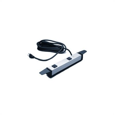 Lucasey Dual Outlet Cord Accessory For Mobile Carts