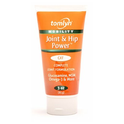 Tomlyn 3 oz Joint and Hip Power Gel for Cats
