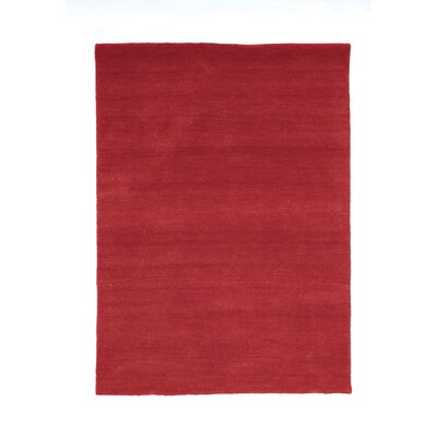 Nanimarquina Cinco Red Rug