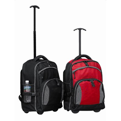 Goodhope Bags Tundra Rolling Backpack