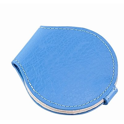 Goodhope Bags Compact Leather Mirror