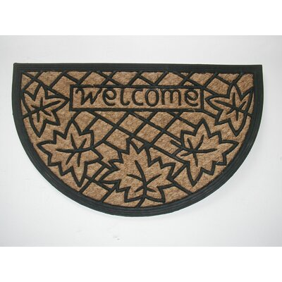 Geo Crafts, Inc Tuffcor Panama Welcome Leaves Mat