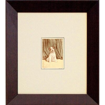 Phoenix Galleries Puppy - Welcome Home (Mini) Framed Print