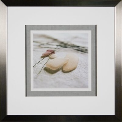 Phoenix Galleries Sea Glass 1 Framed Print