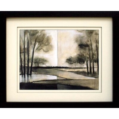 Phoenix Galleries Dark Woods Framed Print