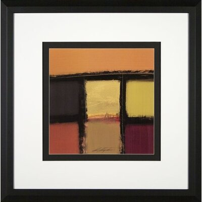 Phoenix Galleries Sections 3 Framed Print