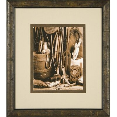 Phoenix Galleries Fishing Framed Print