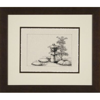 Phoenix Galleries Garden Framed Print