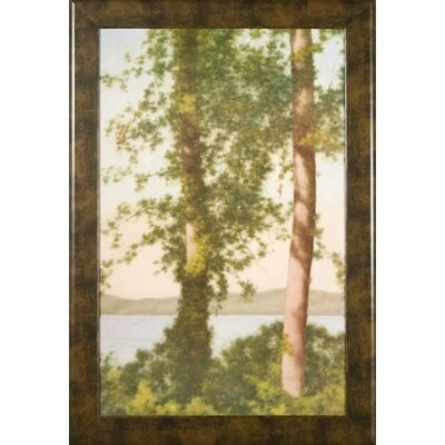 Phoenix Galleries Riverview Canvas Transfer Framed Print