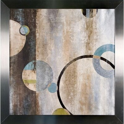 Phoenix Galleries Interlocking Planets Frame Print