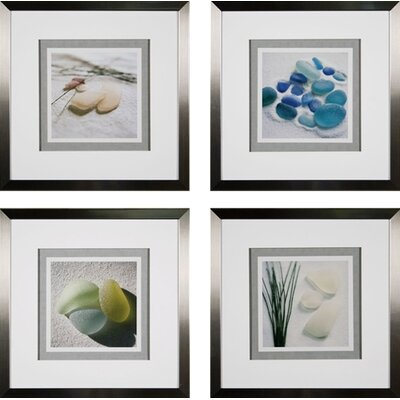 Phoenix Galleries Sea Glass Framed Prints
