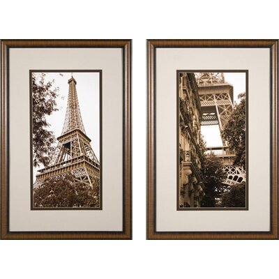Phoenix Galleries La Tour Eiffel Framed Prints