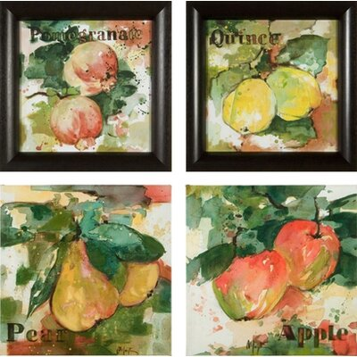 Phoenix Galleries Pear on Canvas Framed Prints