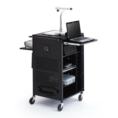 Bretford Manufacturing Inc Multimedia Compact Presentation Cart