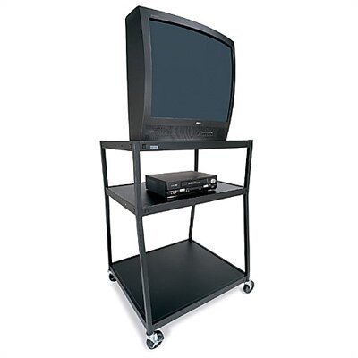 Bretford Manufacturing Inc 44&quot; High Wide-Body TV Cart