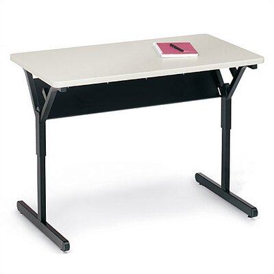 "Bretford Manufacturing Inc Connections 24"" Laminate Student Desk"