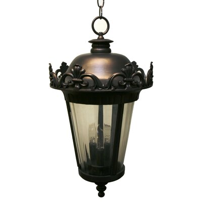 Melissa Lighting Parisian PE3900 Series 3 Light Hanging Lantern