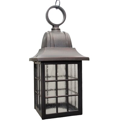 Melissa Lighting 600 Series Medium 1 Light Outdoor Hanging Lantern