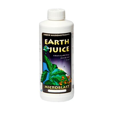 Hydro Organics Microblast Earth Juice Plant Supplement
