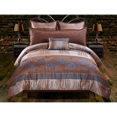Hallmart Collectibles Versailles Comforter Set