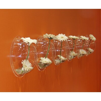 Boom Design Hemisphere Fish Bowl in Clear