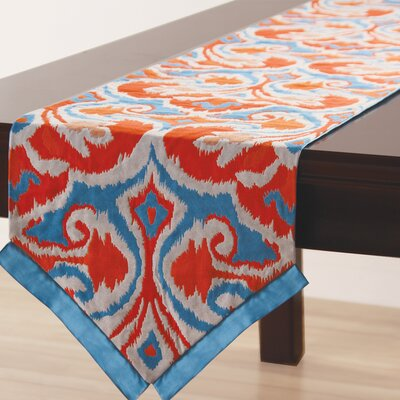 Sandy Wilson Ikat Table Runner II